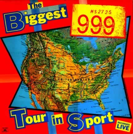 The Biggest Tour In Sport